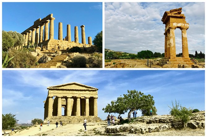 Private AGRIGENTO Valley of Temples Tour - with Local Guide -starts from Palermo