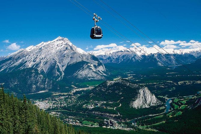 2-Day Rockies Roadrunner Tour from Vancouver finish Banff