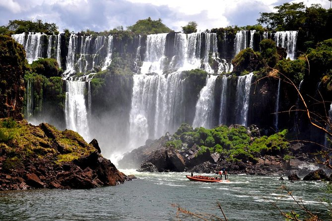 Brazilian Side of Iguassu Falls Half-Day Sightseeing Tour from Puerto Iguazú photo 1