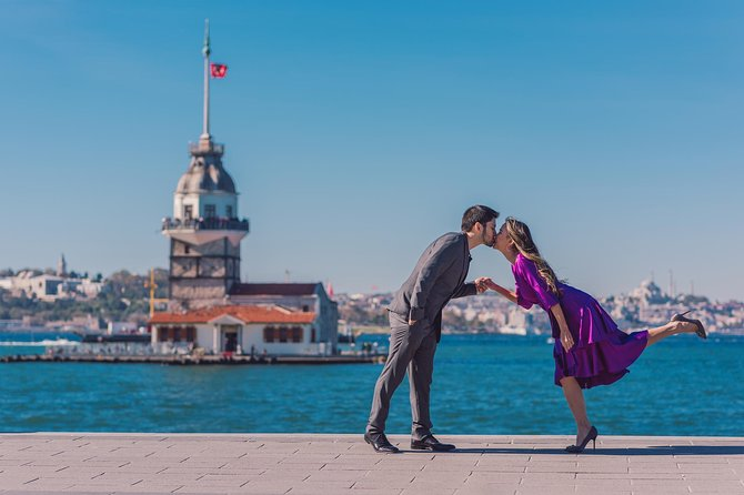 Vacation Photoshoot in Istanbul