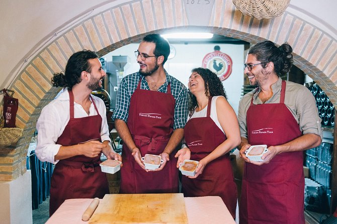 Private Cooking Class in Tuscan Farmhouse