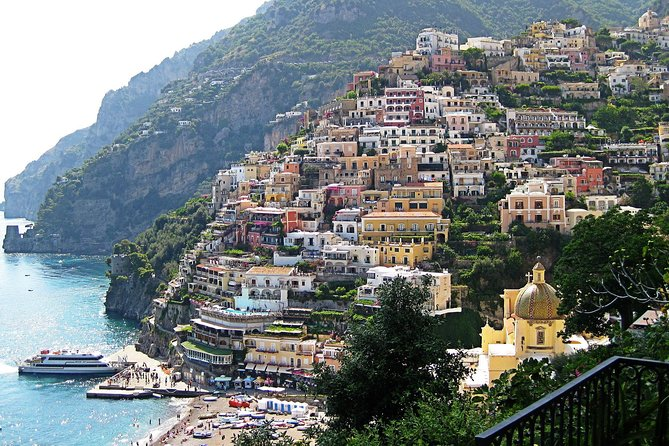 Private Amalfi Coast Day Trip From Rome