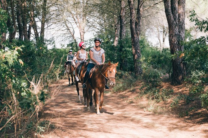 Horseback Riding with wine tasting from San Gimignano