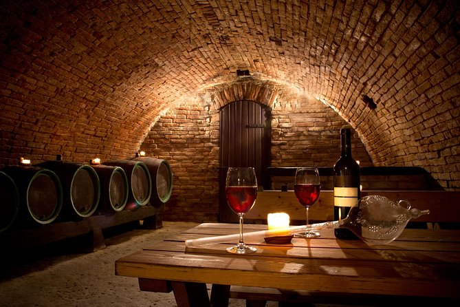 Wine maker for a day in Tuscany from San Gimignano