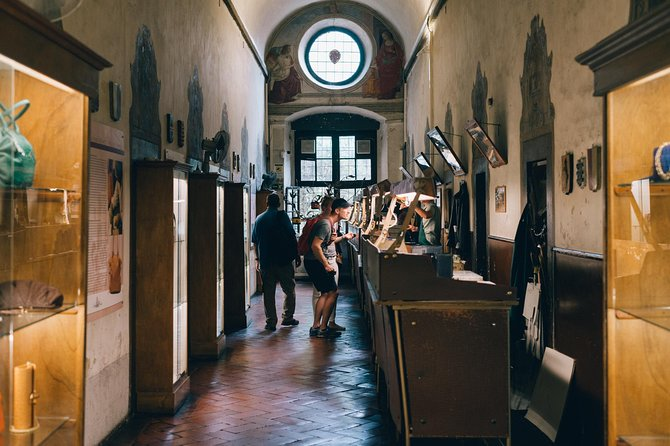 The secret of the artisan laboratory in Florence
