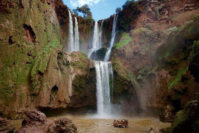 Privat Excursion to Ouzouad waterfall up to 6 people
