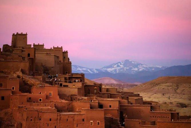 Ait Ben Haddou og Ouarzazate dagstur