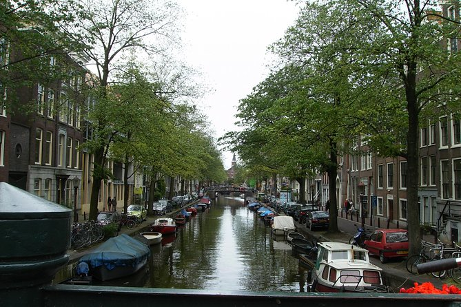 2 Hours Private Walking Tour of the Highlights of Amsterdam