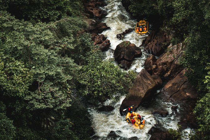 Adventure Sports & Thrilling White-water Rafting in Kampar River