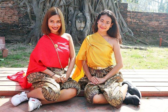 Ayutthaya: National Treasures & Cultural Heritage
