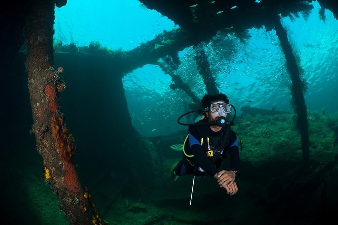 Tulamben Diving USS Liberty Shipwreck All-inclusive