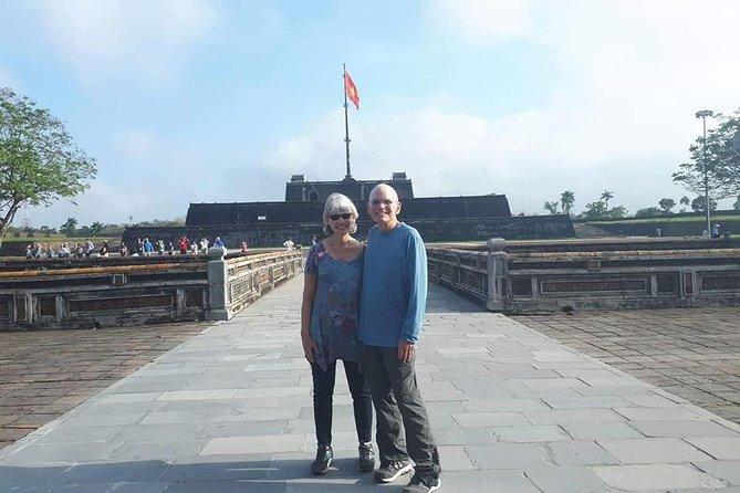 Hue Imperial Palace ( Outside )