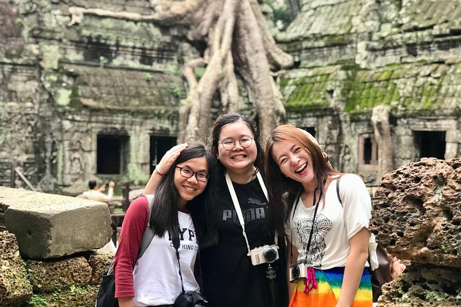 2-Days Private Adventure Tour,Angkor Wat, Beng Mealea,Tonle Sap,Bayon,Ta Prohm
