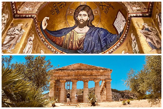 Exclusive Segesta and Monreale Tour with Local Guide - starts from Palermo