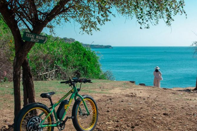 Jimbaran Beach E-Bike Half Day Tour