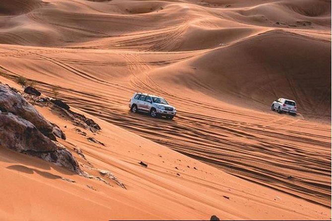 Dubai Red Dunes Safari photo 1