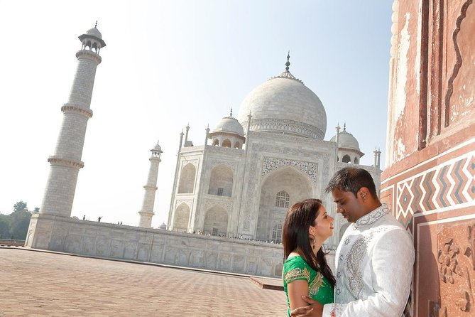 Romantic Taj Mahal Tour