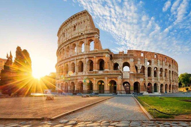 Colosseum express 1 hour
