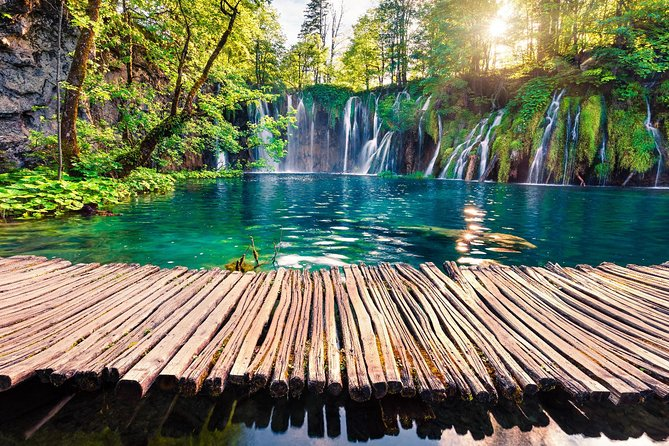 Private Plitvice lakes tour from Split