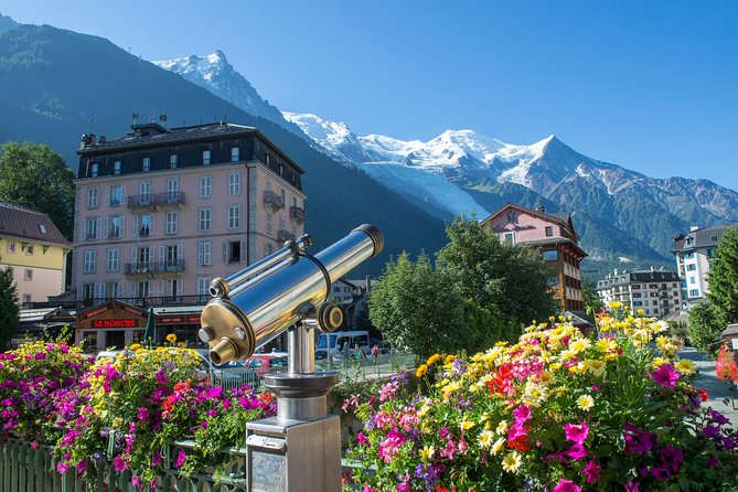 Mont Blanc and Chamonix Half day Trip photo 2