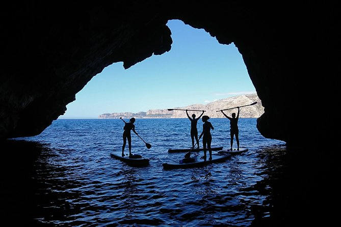 SUP Secret Blue Lagoon & Cave Tour