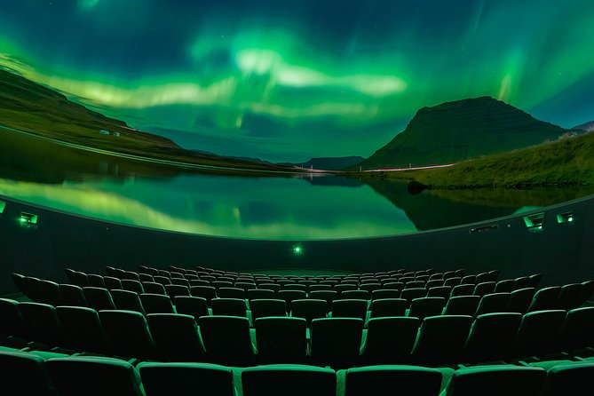 Áróra - Espectáculo Planetario Northern Lights