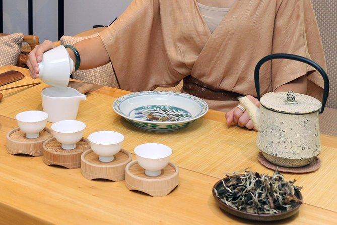 Chinese Tea Tasting Experience