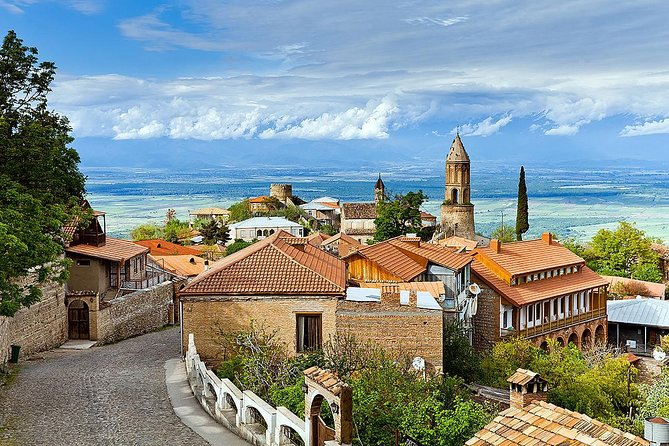 Sighnaghi city of love Private tour with Wine tasting