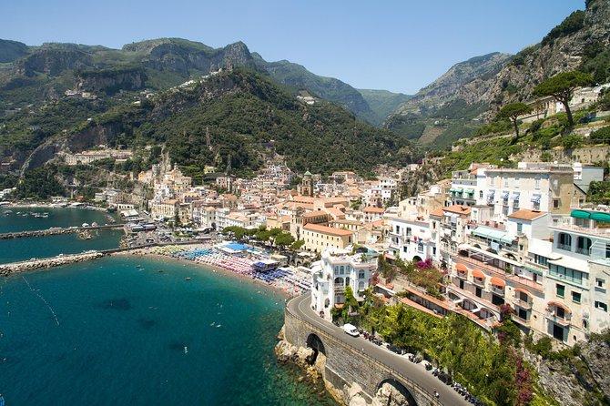 Amalfi Coast Self-Drive Boat Rental