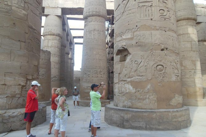 Luxor : Full-Day Private Guided Tour of the East and West Banks