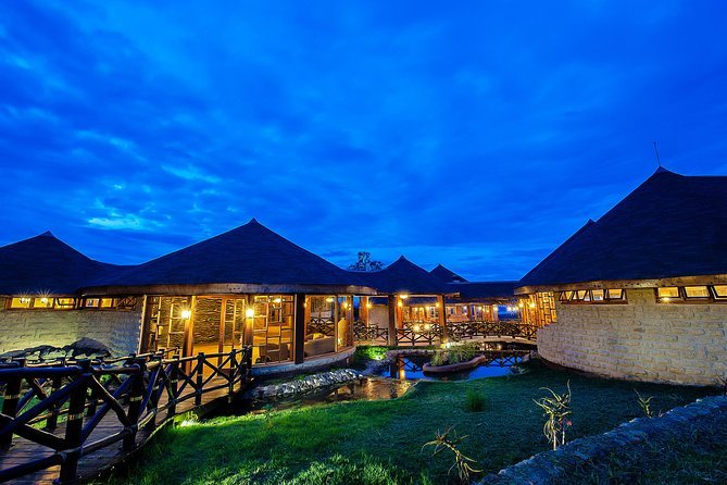 3-Day Maasai Mara Safari at Sopa Lodge from Nairobi
