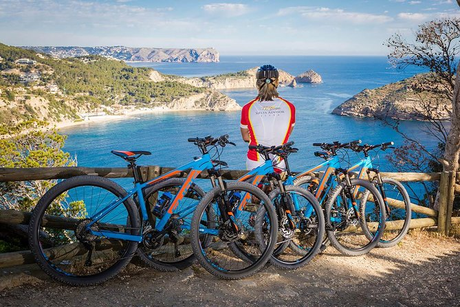 Javea See It All - Guided Cycling & Kayaking Tour