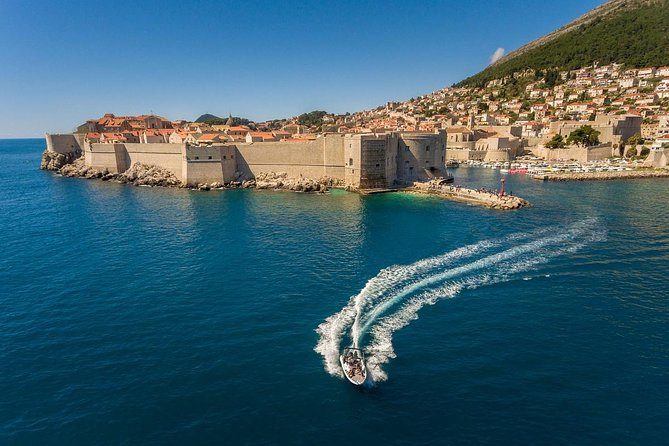Private Full Day Speedboat Tour Elaphiti Islands from Dubrovnik