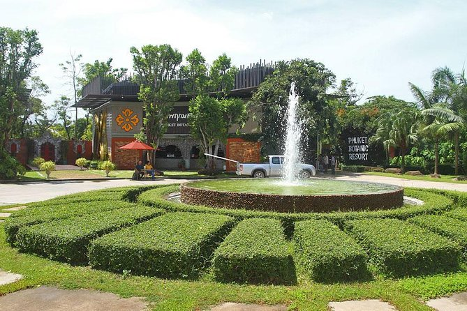 Phuket Botanic Garden Admission Ticket photo 4