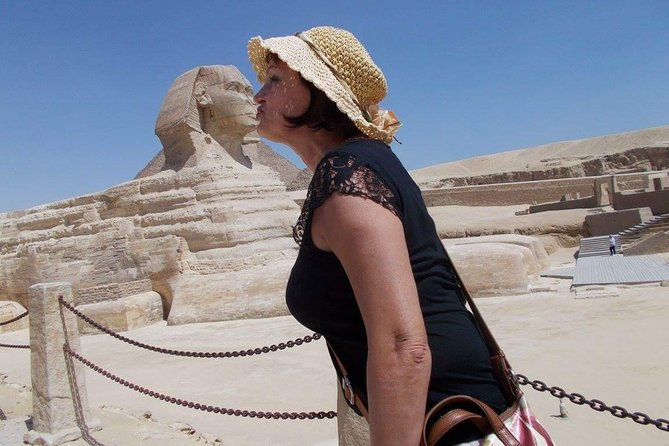 Half Day tour to Giza Pyramids with Camel Riding photo 4