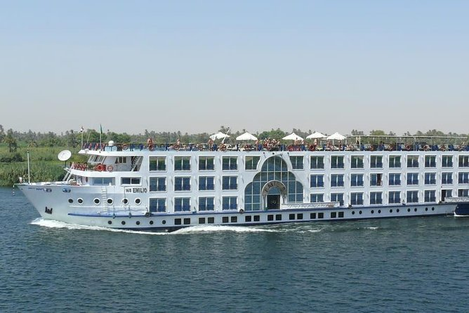 From Cairo with Airfares Inc Take 5 Days Nile Cruise Holiday From Luxor to Aswan