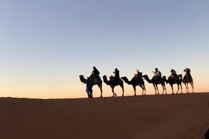 3 Days Safari To Merzouga From Marrakech
