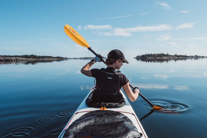 4-Day Kayak & Wildcamp the Archipelago of Sweden - Self-guided