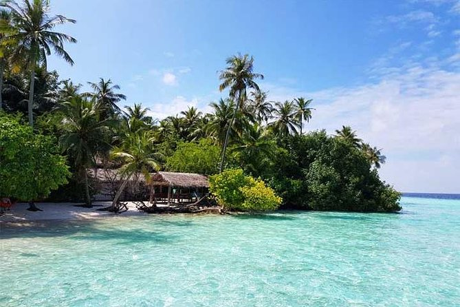 Biyadhoo Island Resort With Entrance Sunbeds And