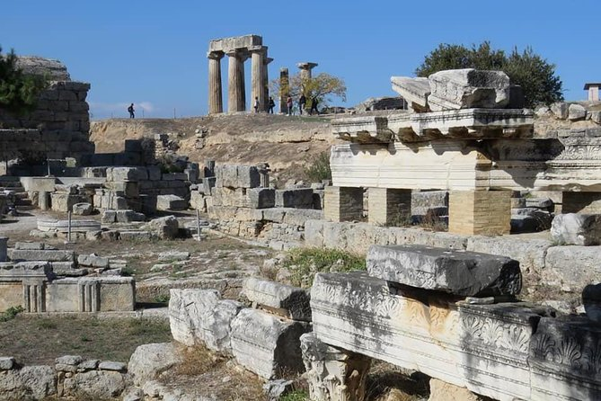 Ancient Corinth & Nemea, Chambers of Wonder, Great Lunch, Private Day Tour photo 2