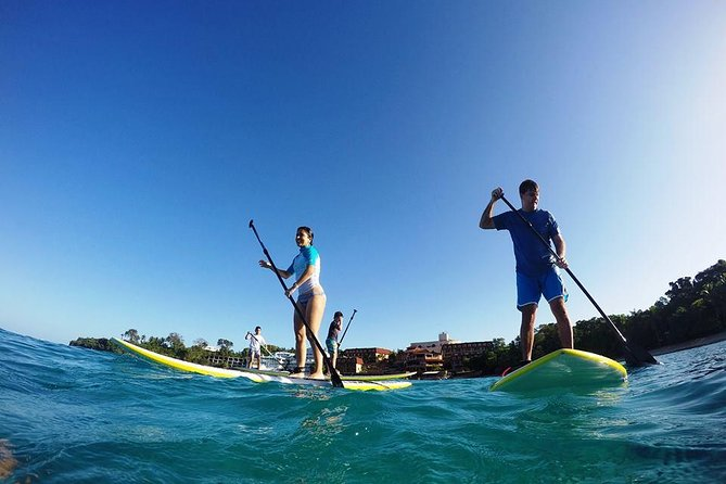 Stand Up Paddle Boarding in Sosua