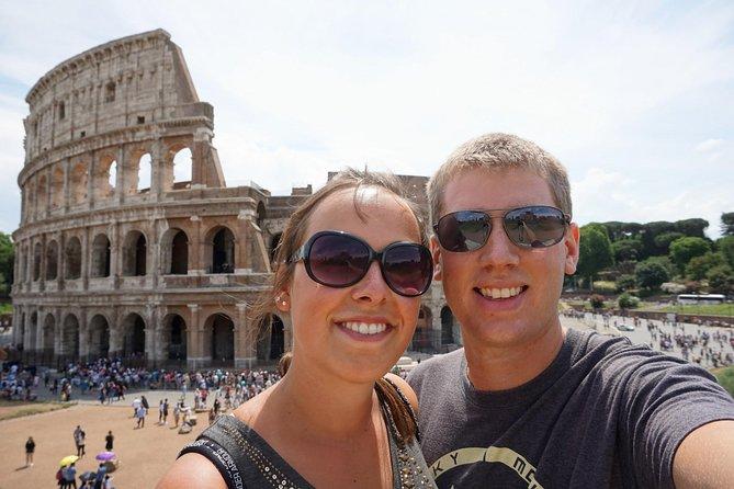 Colosseum guided tour skip the line