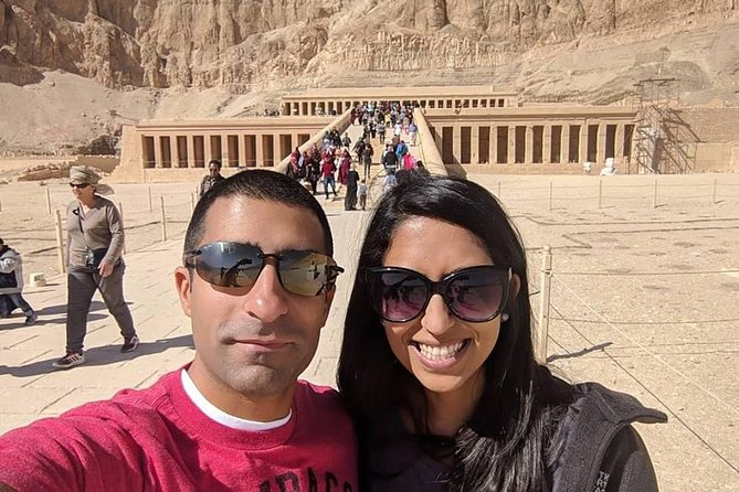 Luxor West Bank Private Tour with Egyptology Guide