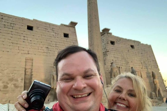 Private Half-Day Karnak and Luxor Temples Tour from luxor hotels