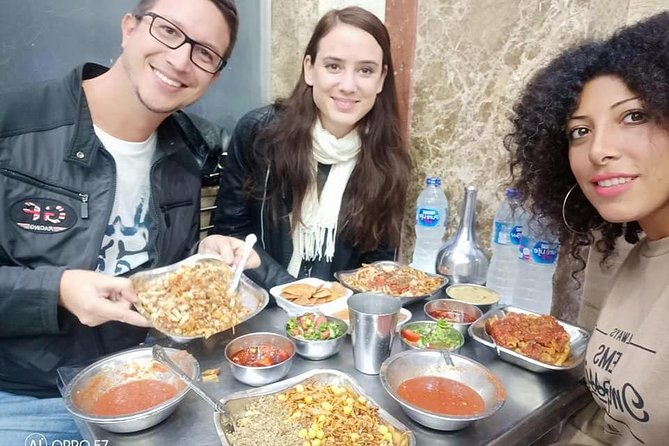 Food Tour in Local Cairo Life