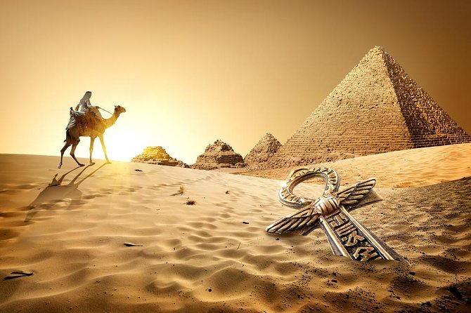 Giza Pyramids Sound And Light Show