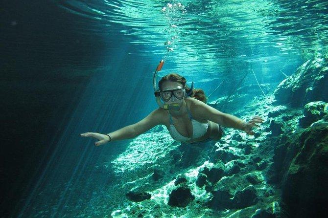 Jungle Maya Park fantastic adventure in Riviera Maya