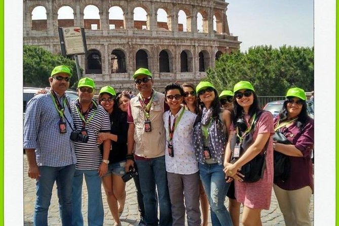 skip the line: Colosseum Express Tour, 1 hour