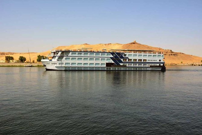 5 Days 4 Nights Luxor & Aswan Nile cruise
