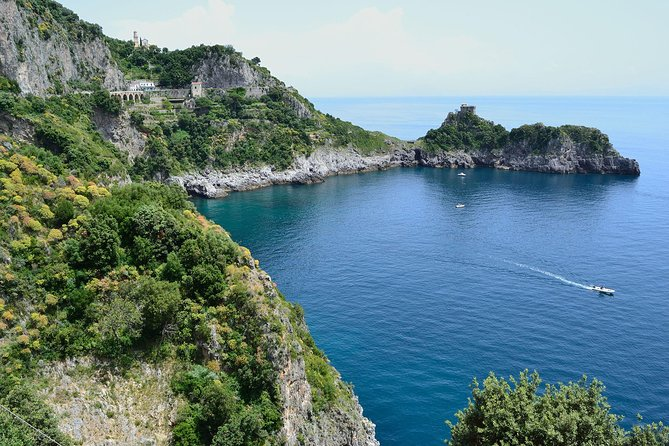 Tour the Sea Grottoes of the Amalfi Coast